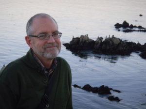 David Oates, author